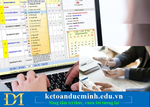 Phần mềm ứng dụng cho các doanh nghiệp phục vụ các hoạt động quản lý, tổ chức và lên kế hoạch trong doanh nghiệp