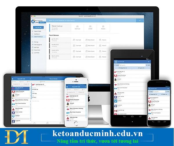 Phần mềm, dịch vụ trên nền tảng mobile