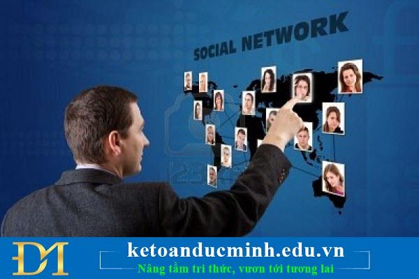 Công nghệ mạng xã hội cho doanh nghiệp