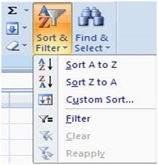 Công cụ Excel thường dùng 1