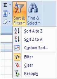 Công cụ Excel thường dùng 3