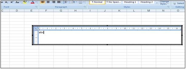 Công cụ excel thường dùng trong kế toán 5