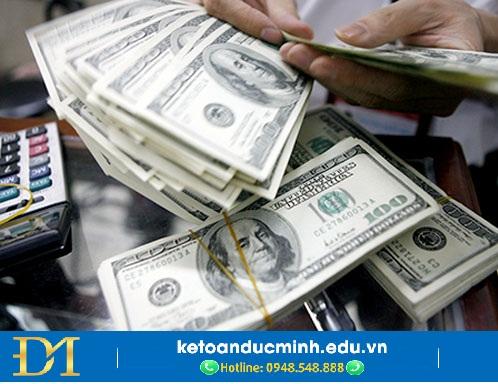 Hạch toán chênh lệch tỷ giá hối đoái khi hợp nhất báo cáo tài chính 2