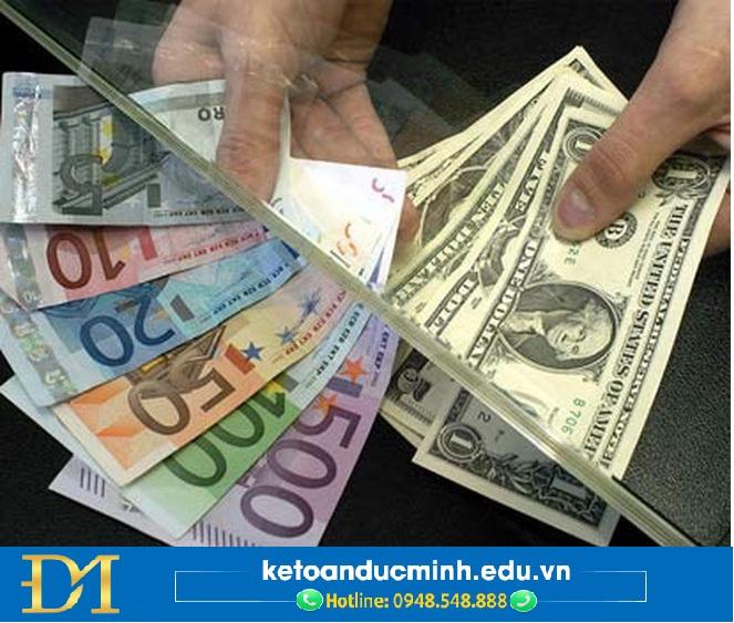 Hạch toán chênh lệch tỷ giá hối đoái khi hợp nhất báo cáo tài chính 3