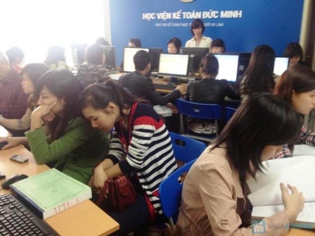 lớp học kế toán thực hành tổng hợp các loại hình doanh nghiệp