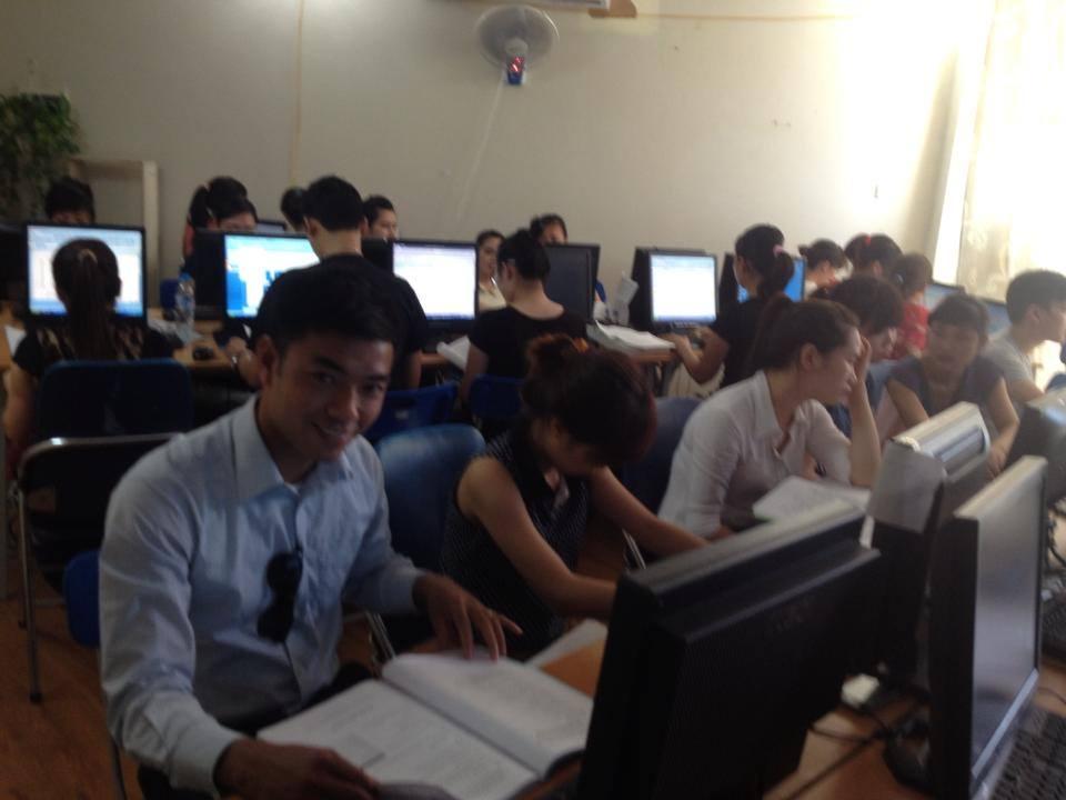 Địa chỉ học kế toán tổng hợp tại Long Biên