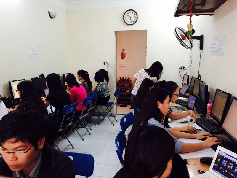 khóa học kế toán thực hành thực tế uy tín tại hà nội